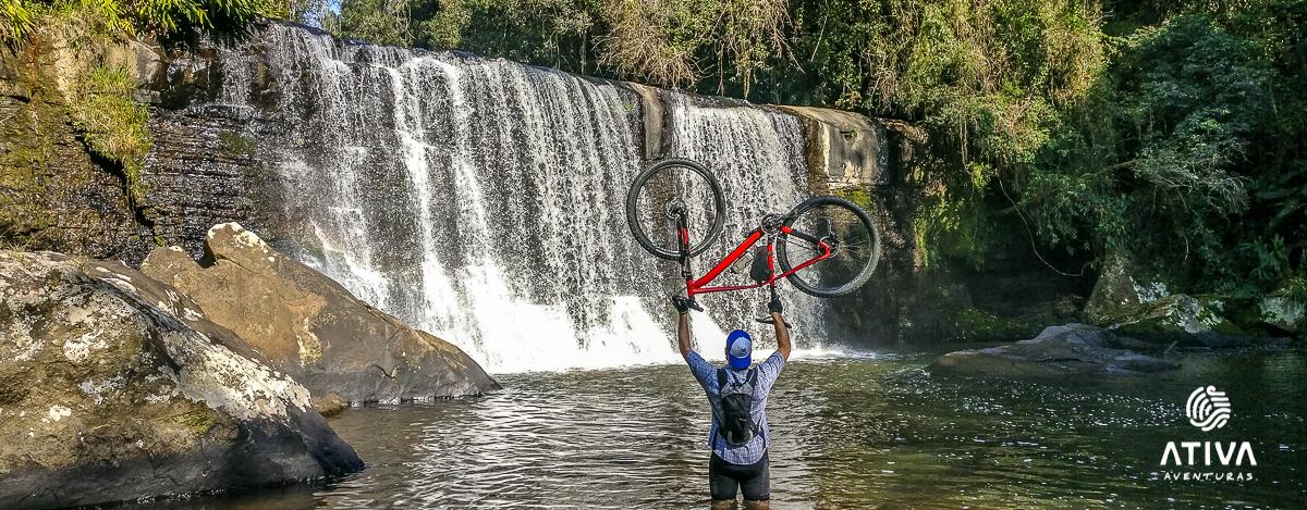 Pedal Caminho das Cachoeiras