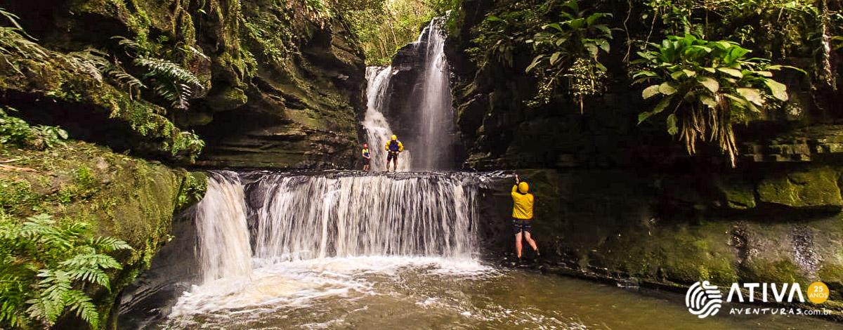 Rapel Cachoeira da Antiga Usina