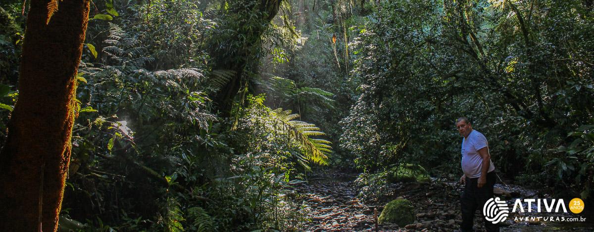 Aguá Trekking Caixão